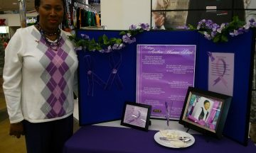 Out and About: Domestic Violence Awareness